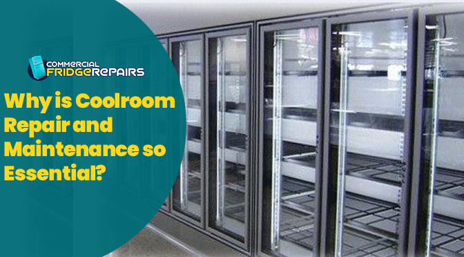 Why is Coolroom Repair and Maintenance so Essential?