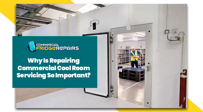 Why Is Repairing Commercial Coolroom So Important?