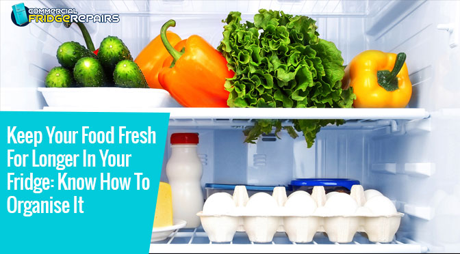 Keep Your Food Fresh For Longer In Your Fridge: Know How To Organise It