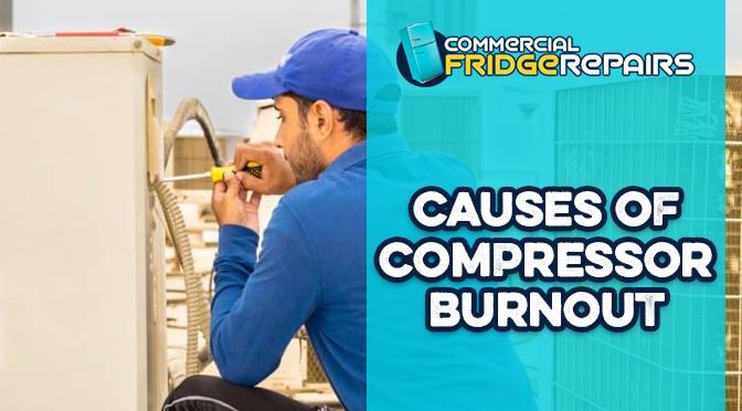 causes of compressor burnout