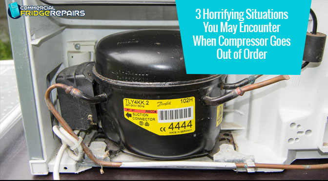 3 Horrifying Situations You May Encounter When Compressor Goes Out of Order