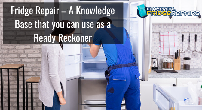 Fridge Repair Bondi