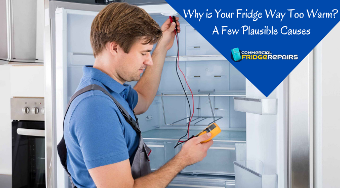 Why is Your Fridge Way Too Warm? A Few Plausible Causes