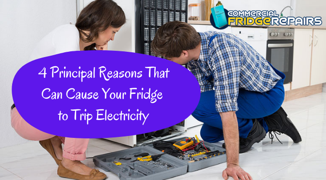 4 Principal Reasons That Can Cause Your Fridge to Trip Electricity