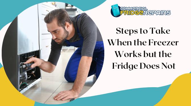 Fridge Repairs Sydney
